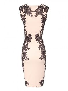 0cd8ee2701c Lace Print Embellished Dress. Lace PrintJane NormanJeans ...