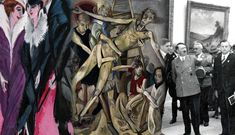 The Nazi regime organized the Entartete Kunst (Degenerate Art) project to spread a message of hate while exhibiting some of the best pieces of 20th-century modernist art.