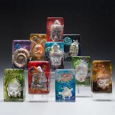 Cast Glass - Sedona Art Galleries