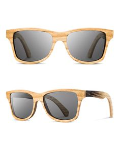 d4911384a2 Canby Louisville Slugger Wooden Sunglasses