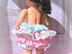 Шьем штанишки-бумеры для куклы - Елена (немецкие куклы и мишки) - Ярмарка Мастеров http://www.livemaster.ru/topic/2276951-shem-shtanishki-bumery-dlya-kukly