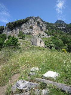 Views along the Path of the Gods, Positano, Italy