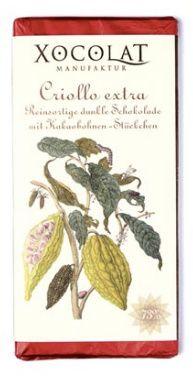 Xocolat Criollo extra 73% Austria