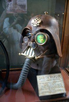 Steampunk Vader
