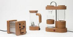 Short-Circuit elettrodomestici fatti con materiale di #riciclo. Meravigliosi