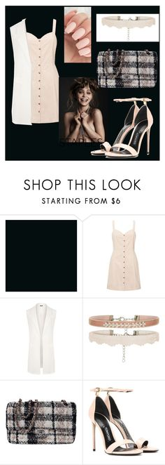 """""""Без названия #76"""" by canan-jelets-com ❤ liked on Polyvore featuring White Label, Miss Selfridge, Munro American, WearAll, Chanel and Tom Ford"""