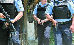 Honduras: Congreso Nacional esperará recomendaciones para aprobar Ley de la Policía Presidente de la Comisión de Seguridad del Poder Legislativo espera que la Maccih también haga sus recomendaciones. La Policía Nacional está conformado por 14,000 elementos de diferentes rangos.
