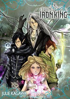 Please spread the word and HELP make it happen for The Iron King manga series. THE IRON FEY novel by Julie Kagawa needs your help to bring THE IRON KING 4-issue manga comic series to life at Bluewater Productions. To contribute: http://www.indiegogo.com/projects/the-iron-king-manga-series