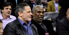 Charles Oakley Attends First Knicks Game Since His Arrest