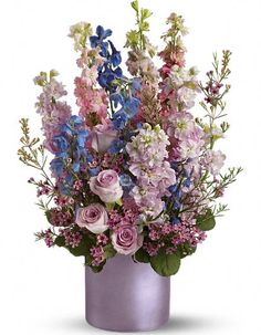 If you are searching the best bouquet for your wedding, then a white lavender flowers bouquet will be the right choice for you. For shopping online, please log on to our online flower shop! Lavender Flowers, Lace Flowers, Spring Flowers, Beautiful Flowers, Online Flower Shop, Birth Month Flowers, Flower Meanings, Same Day Flower Delivery, Flowers Delivered