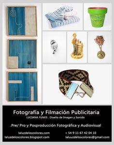 Fotografía de Productos.  Servicio Fotográfico.  Ciudad Autónoma de Buenos Aires.  WEB. http://laluzdeloscolores.wix.com/luciana-funes-fotografiaycine  Contacto. laluuzdeloscolores@gmail.com