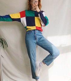 indie fashion New fashion indie grunge style Ideas Indie Fashion, Aesthetic Fashion, Aesthetic Clothes, Trendy Fashion, Fashion Fashion, Fashion Ideas, 90s Fashion Grunge, 80s Aesthetic, Aesthetic Outfit