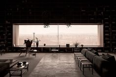 Crazy Beautiful SPenthouse in São Paulo by Studio MK27   Yellowtrace