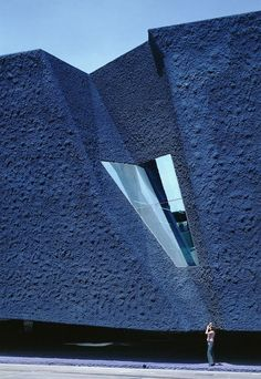 Forum Building - Herzog & de Meuron by Duccio Malagamba #architecture