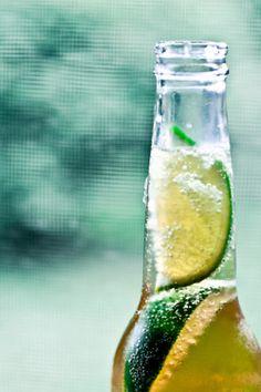 Beer & Lemon.