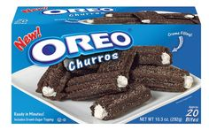 """Oreo Churros Are Finally Here, Plus 4 Other Unexpected Oreo Incarnations"""
