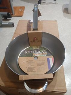 De Buyer Mineral 125 Inch Steel Country Pan >>> For more information, visit image link.  This link participates in Amazon Service LLC Associates Program, a program designed to let participant earn advertising fees by advertising and linking to Amazon.com.