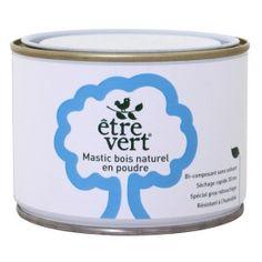 Mastic naturel pour bois en poudre (500g)