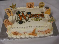 wizards 101 cake, found on the wizards website