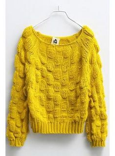 90bf1e5a08 Pineapple Knitted Jumper with Bat Sleeves, Sweater, Pineapple pattern  jumper Knitted Jumper Bat,