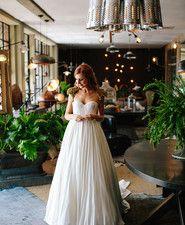 Mark Zunino custom gown  