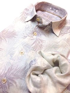 Linen; the fabric of