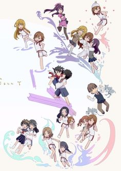 All Anime, Manga Anime, Anime Art, A Certain Scientific Railgun, A Certain Magical Index, Type Moon, Kawaii Anime Girl, Light Novel, The Magicians