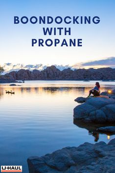 Whether you're in for short or long term boondocking, propane can provide the essentials you may be missing out on like hot water, refrigeration, and heat. Click through to find propane locations and refill today! Filling Station, Camping Tips, Campsite, Traveling By Yourself, Essentials, Water, Hot, Life, Water Water