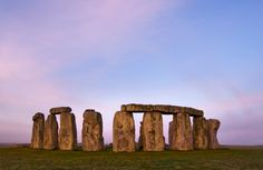 Stonehenge is a prehistoric ancient monument in Wiltshire, England--a henge of standing stones placed in a circle, on the Wiltshire Plain.