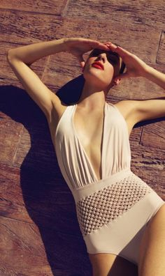 macrame swimsuits   Beachwear from Livelle   Beach Style