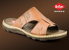 Lee Cooper men's footwear trend. Lee Cooper-8456 Tan #Since1908