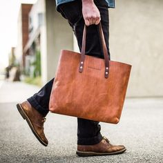 The Vintage Tote Bag by Ryan Barr $175 http://www.whippingpost.com/products/the-vintage-tote-bag