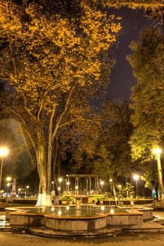 Parque López, Orizaba, Veracruz.