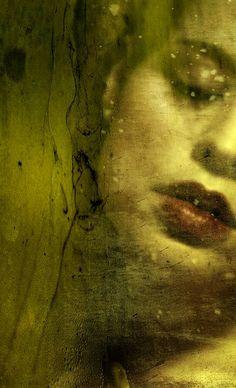 """Slightly Sorry"" - Michelle Brea {female woman portrait face} Foto Art, Mellow Yellow, Female Art, Amazing Art, Awesome, Art Photography, Illustration Art, My Arts, Photos"
