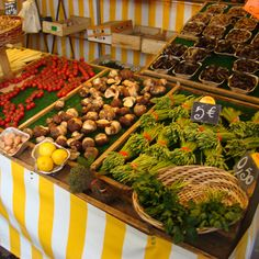 From Food and Wine Magazine: World's Best Food Markets ~ Marché Bastille in Paris, France