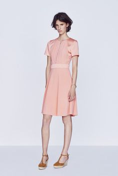 Look 19 Vb Preco SS16 Vanessa Bruno Pré-collection Printemps 2016 Tendance par Vanessa Bruno
