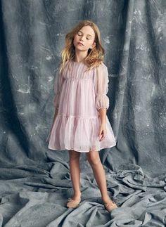 Nellystella Love Alice Dress in Orchid Ice