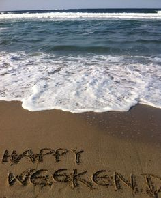 Happy weekend (Black Sea via my iPhone)