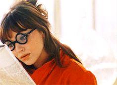 """mazzyfield: theswinginsixties: Anna Karina - gifs in Pierre Koralnik's """"Anna"""" (1967)"""