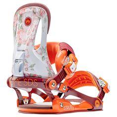 Rome Strut Snowboard Binding   Rome Snowboard Design Syndicate 2015