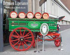 Heineken Experience – Amsterdam, Netherlands
