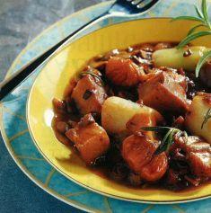 Spezzatino di seitan alla boscaiola - Tutte le ricette dalla A alla Z - Cucina Naturale - Ricette, Menu, Diete