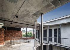 Eleena Jamil's Vermani House features a circular courtyard