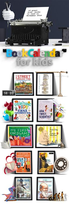 10 great kids' books to read in November 2016 If you live in the Northern Hemisphere and watch the change of seasons, November is the rainy month, when the days are getting shorter and greyer. And before the snow falls, I'm a bit nostalgic of summer and sunny days. But November is an excellent time to do magic in the kitchen and bake pies with apples and plums. After enjoying a delicious meal with your family, you could read some kids' books which we've loved. #greatkidsbooks #bedtime…