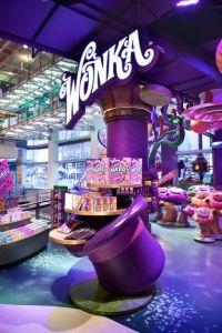 Willy Wonka, New York | Visual Merchandising and Store Design