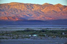 Furnace Creek CG, Death Valley NP