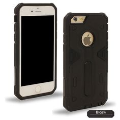 iPhone 6s 6 4.7 Tough Armor Hybrid Case
