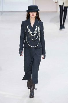 Chanel Forced Us to Pay Attention to the Clothes This Time - Fashionista