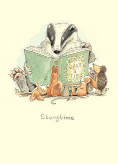 Storytime...
