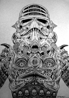 Great image from Star Wars Collections